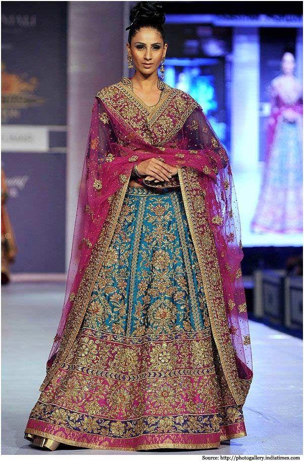 Ritu Kumar Collection of Stunning Lehengas - Best Collection Online
