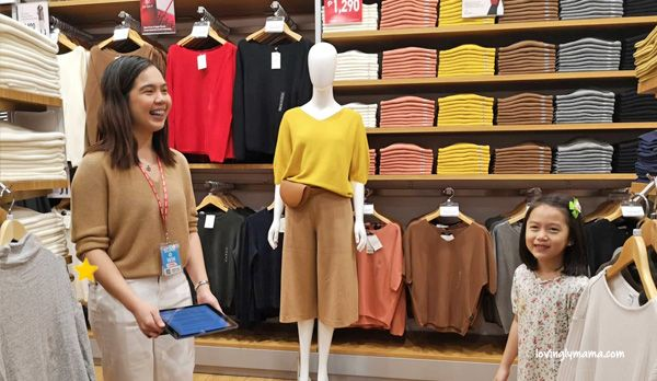 Uniqlo Ph Our Family Fashion Store Bacolod Mommy Blogger Family Fashion Fashion Fashion Store