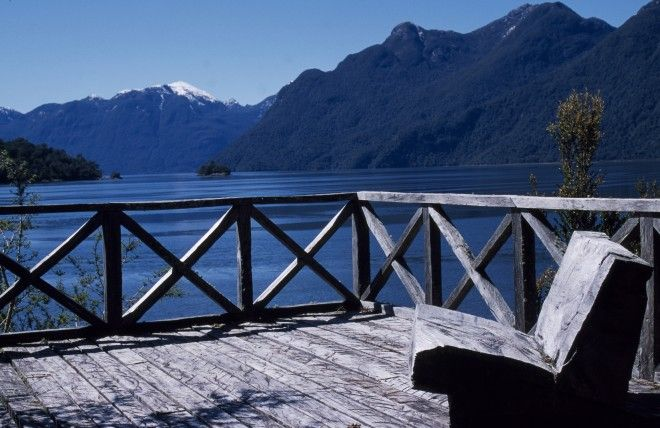 Pumalin Park, Chile: Pumalín Park is a virgin protected area; the southern half is good for hiking, whereas the north is only reachable by private boat.