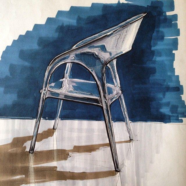 Decorativa silla