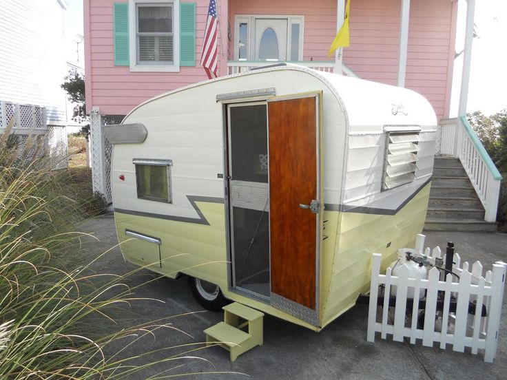 Wiring A Vintage Travel Trailer