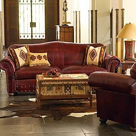 western living room set king ranch sofas and cherries on 12900