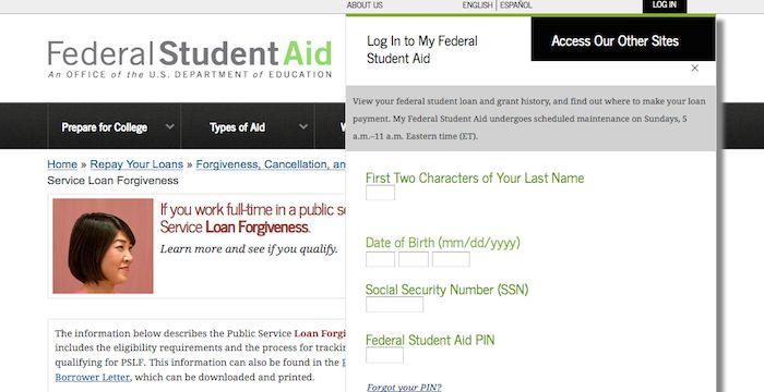 Student Loan Forgiveness Login   Login Archives   Student loan forgiveness, Loan forgiveness ...