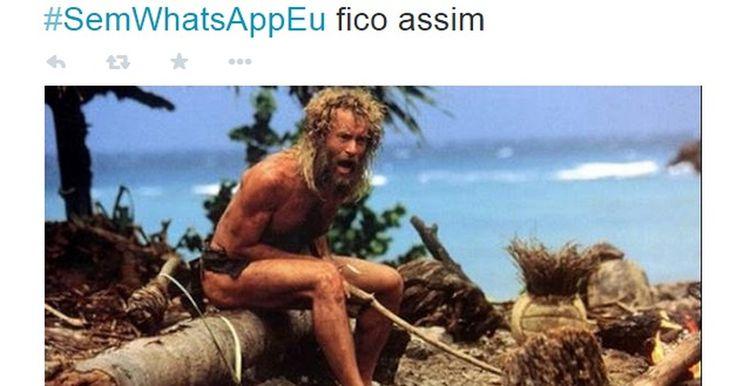 Decisão de juiz de tirar WhatsApp do ar no Brasil gera comentários na web