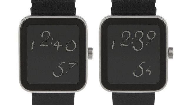 カリグラフィーでこんなに変わる。デジタル時計の再発名は文字盤から | ギズモード・ジャパン