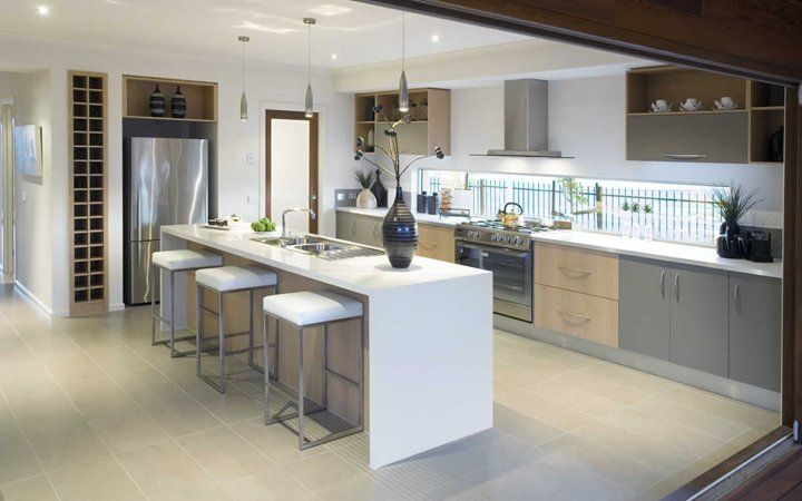 Newhaven Kitchen 1, New Home Designs - Metricon