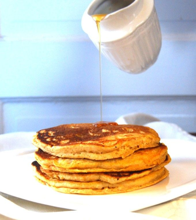 how to make sweet pancakes with sugar