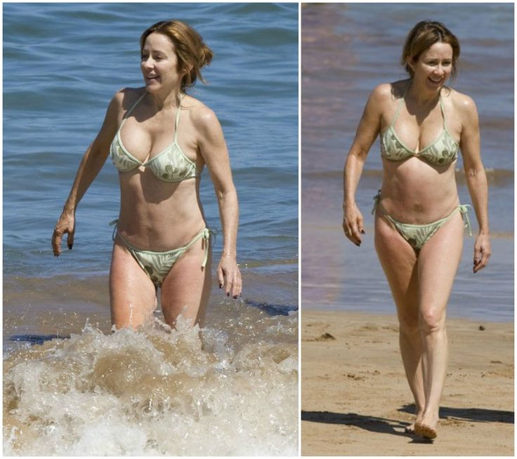 Patricia Heaton`s body measurements