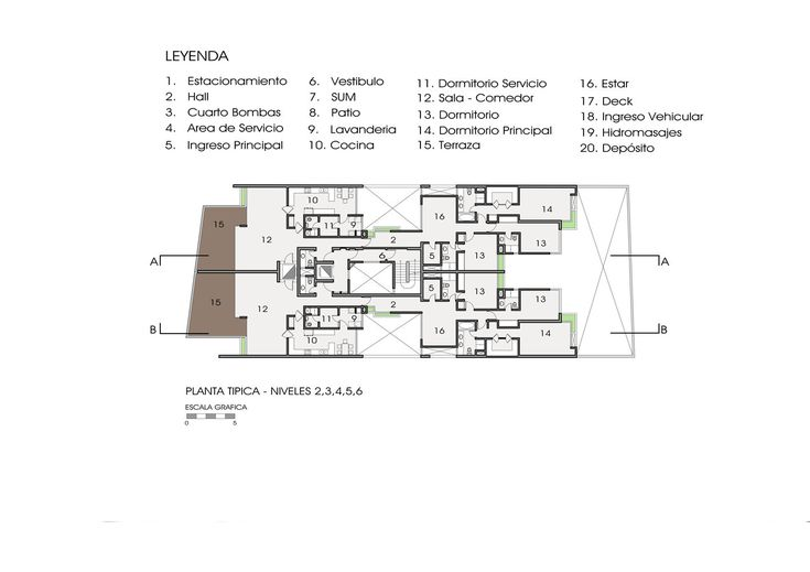 Galería de Arquitectura colectiva y de baja densidad: 10 edificios de departamentos en Lima, Perú - 23