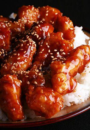 Gluten-Free Sesame Chicken Recipe | Celebration Generation: Food, Life, Kitties!
