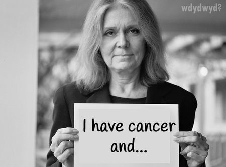 Things We Want To Strangers To Know About Cancer