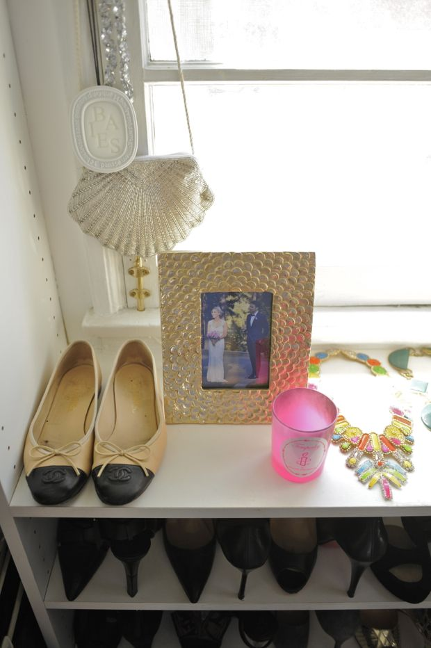 closet - shelf
