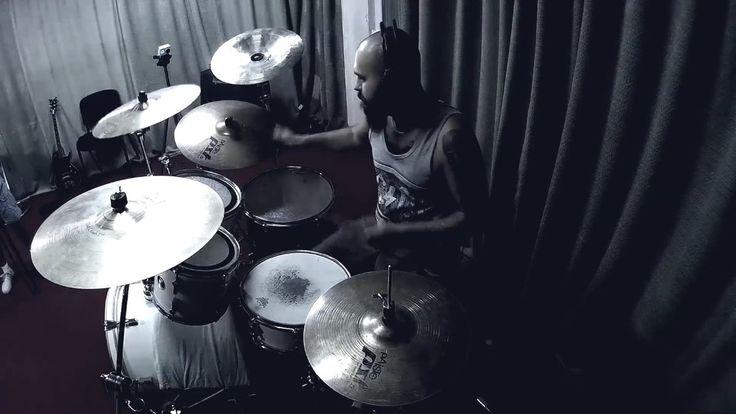 LostPray Repentless (Slayer) Videoshoot Nikolay Dovgopolov kicking ass