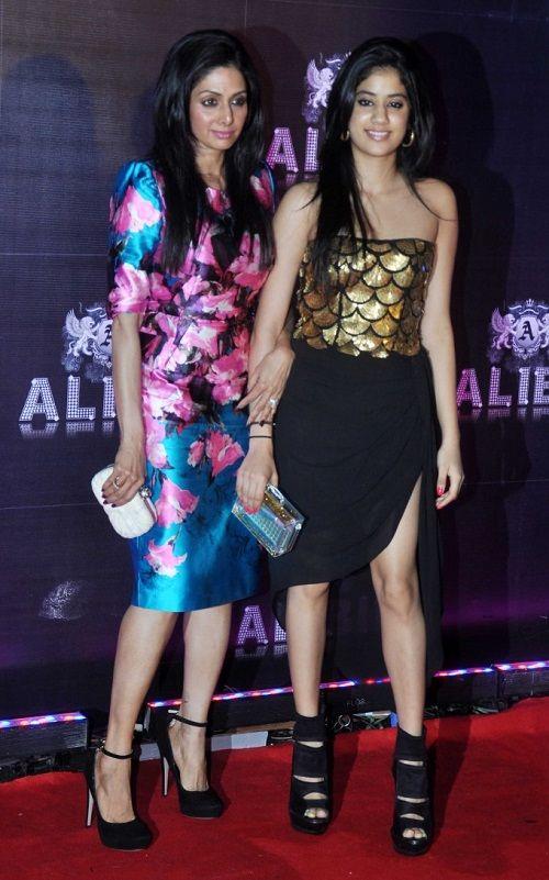 #Bollywood Star Kids who are High on #Fashion - Jhanvi Kapoor