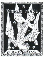 Bookplate by MC Ralph for AGP, 2001