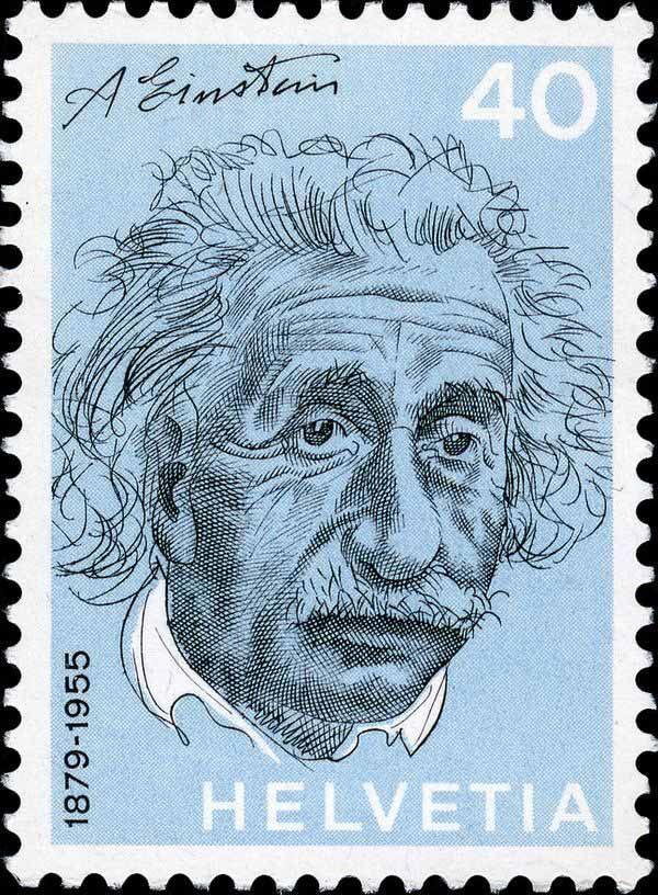 Switzerland, 1972. Albert Einstein. Learn about your collectibles, antiques…
