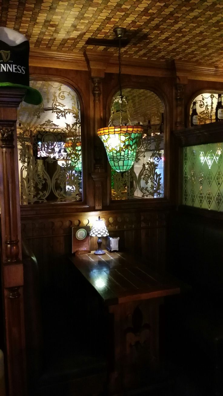 M s de 1000 ideas sobre decoraci n de pub irland s en - Decoracion pub irlandes ...