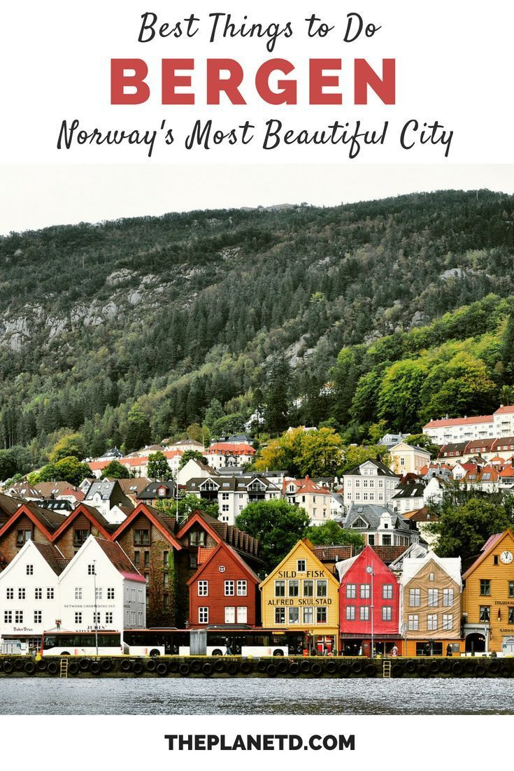 Things Do In Bergen 14 Attractions In Norway S Most Beautiful City With Images Most Beautiful Cities Bergen Norway Norway