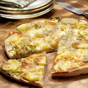 Kartoffel-Rosmarin-Pizza - Landwirtschaftliches Wochenblatt Westfalen-Lippe