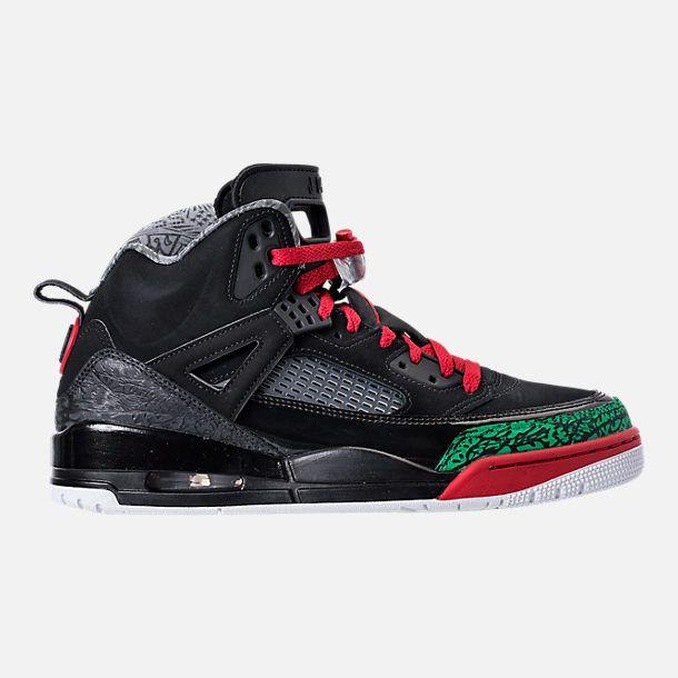 Right view of Men's Air Jordan Spizike
