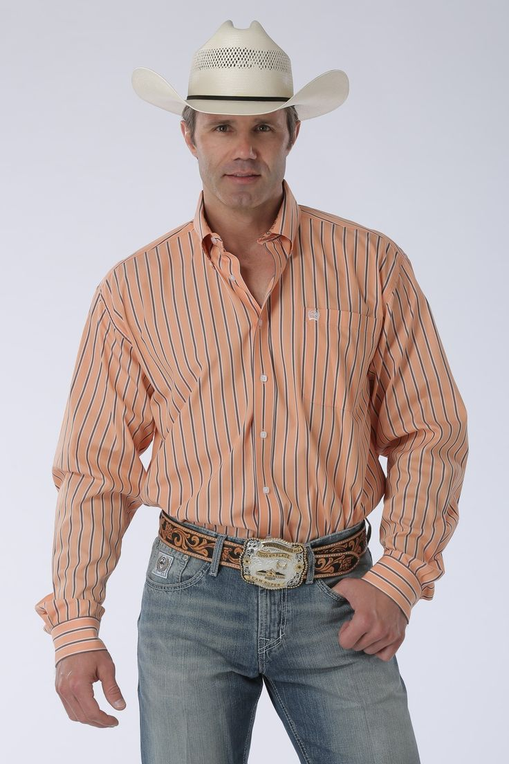 Mens Black Western Shirt