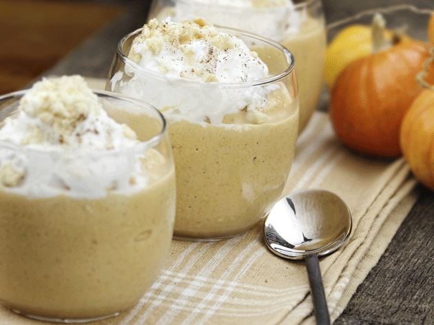 Did you know Silk® has a ton of Smoothie Solutions, like thisPumpkin Pie Smoothie?