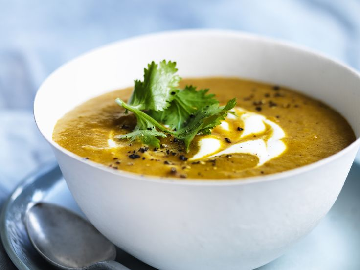 Warm, healthy and delicious- this curried vegetable soup is the perfect winter dinner for any night of the week. Suitable for the 2-Day Fast Diet.
