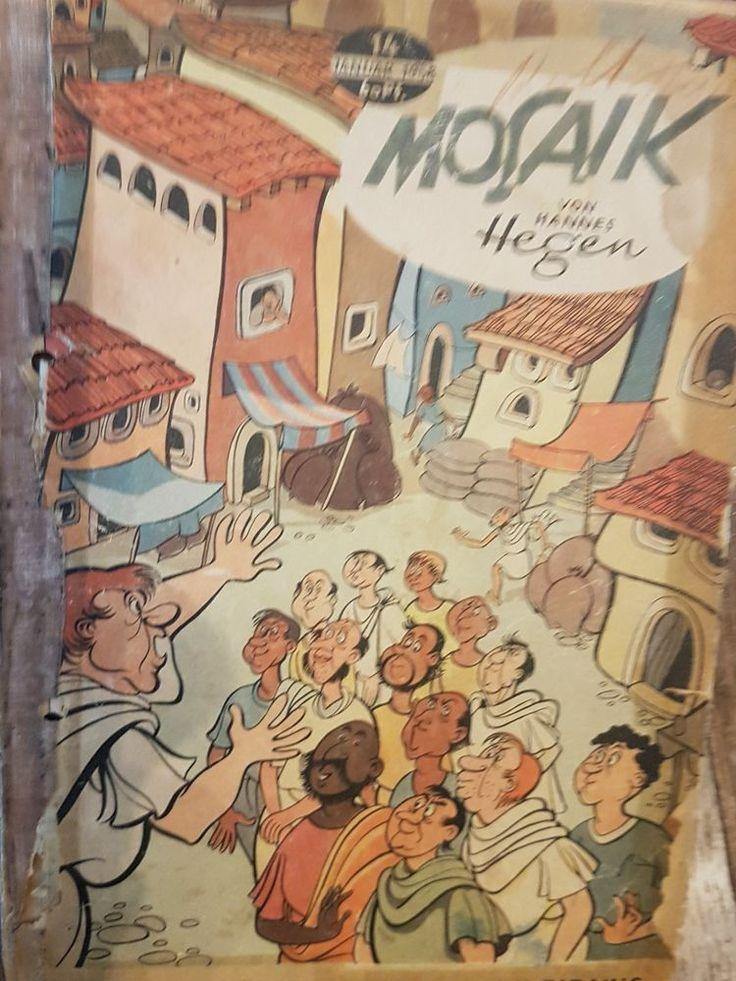 Digedags Mosaik Nr.14- Hannes Hegen in Sammeln & Seltenes, Comics, Serien   eBay!