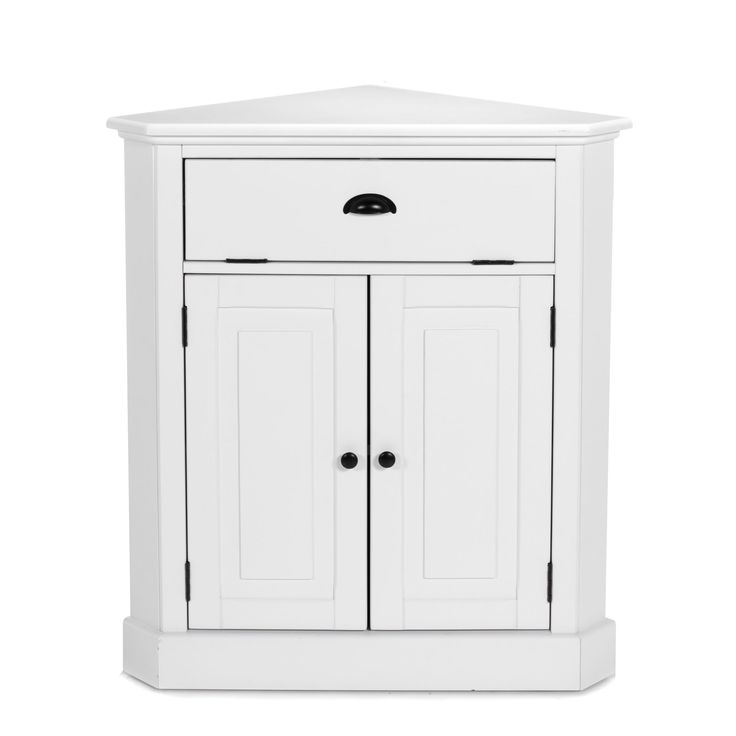 1000 id es sur le th me vaisselier blanc sur pinterest for Commode d angle chambre