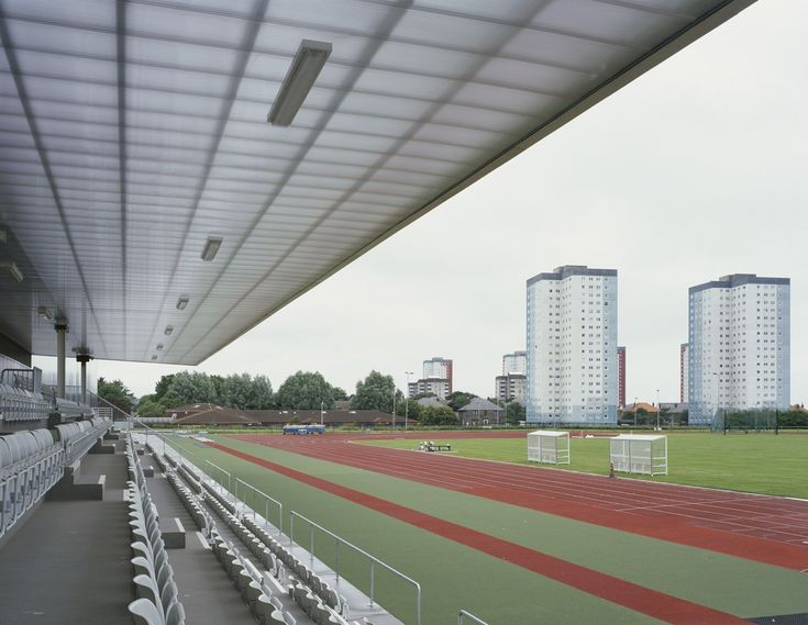 Gallery of Aberdeen Sports Village / Reiach And Hall Architects - 12
