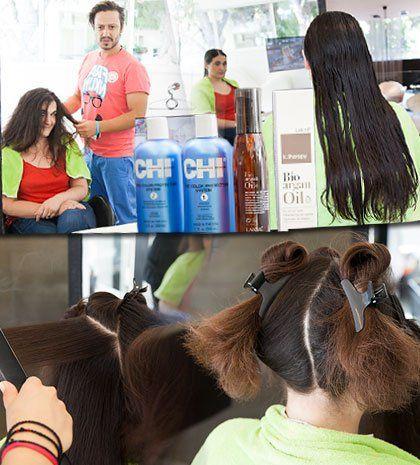 BEAUTY NEWS Κάναμε Brazilian Keratin Hair Treatment στα Angelopoulos Hair Company  Και είδαμε τα μαλλιά μας να αλλάζουν, σε ένα τριήμερο!