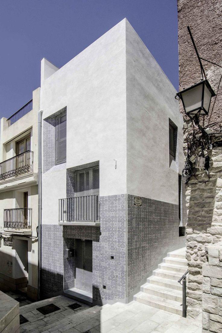Rocamora Arquitectura . CASA ENROQUE . Alicante (2)