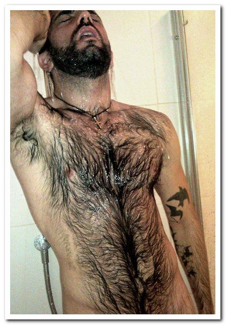 Gay Men Hairy Arm Pitts 112