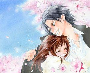 Kiss hug: Después de la celebración del festival de Tanabata,Yukino se encuentra con un chico de brillantes ojos azules. Movida por un impulso se acerca a él para hablarle sin embargo descubre que la personalidad de Ryuu es un tanto ruda al principio, por lo que ella se molesta con él. Al día siguiente Yukino ve que Ryuu  se transfirio a su escuela y además comienza a vivir en su casa. Desde un principio este le deja claro que su pretende conseguir que ella sea suya,