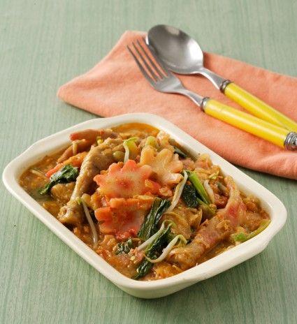 [Resep] Seblak Ceker Kuah Santan http://www.perutgendut.com/read/seblak-ceker-kuah-santan/2381 #Resep #Food #Kuliner #Indonesia