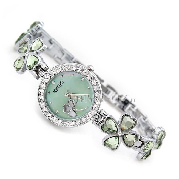 Orologio bracciale quarzo impermeabile in acciaio inox circle nuovi arrivi 2013 - Myefox.it