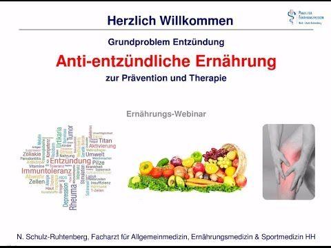 Migräne, Rheuma, Diabetes | Ernährungs-Docs | NDR - YouTube