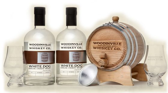 A fancy kit so you can make your own whiskey. | 26 Essentials Every Whiskey Lover Should Own