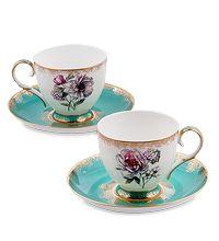 Чайные наборы из фарфора | Коллекция JK