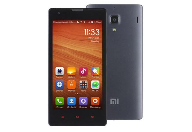 Mobile Technology Company Xiaomi has launched latest Mobile Phone's Xiaomi Mi 1S. Xiaomi Mi 1S is a budget Smart Phone Powered by Android v4.0 Operating System