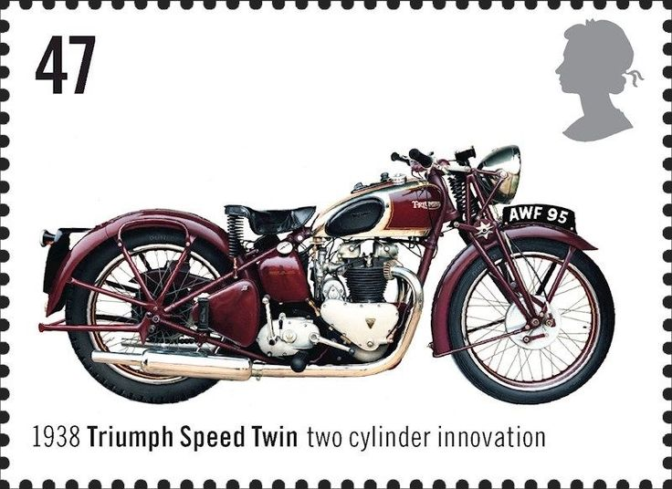 Triumph Speed Twin 1938