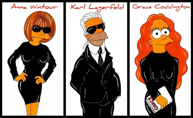Couture Simpsons