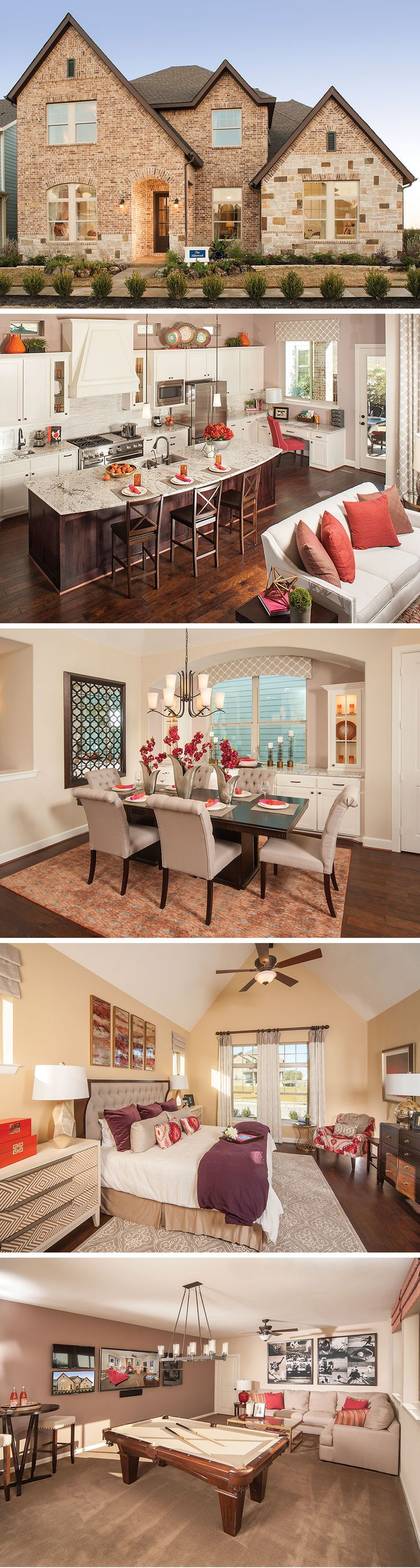 David Weekley Homes is now selling its award winning homes in The Parks at  RaifordBest 25  Model homes ideas on Pinterest   Model home decorating  . Model Home Interiors Raleigh Nc. Home Design Ideas