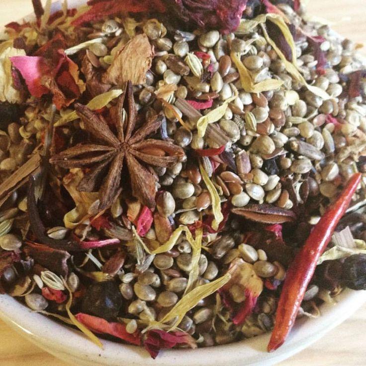 Healthy Organic Seed Mix