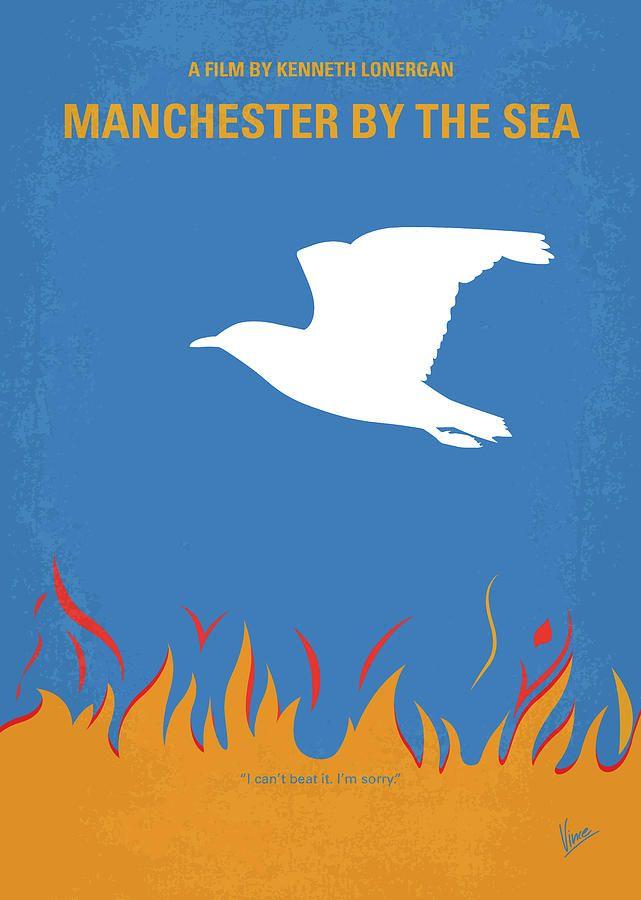Resultado de imagen para manchester by the sea poster tumblr