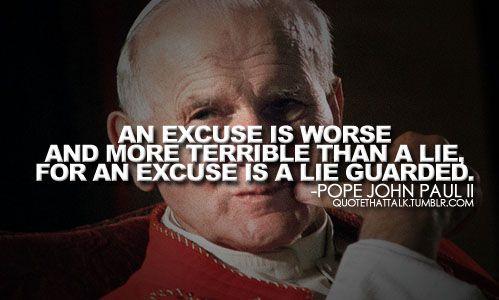 pope john paul ii quotes | Tumblr