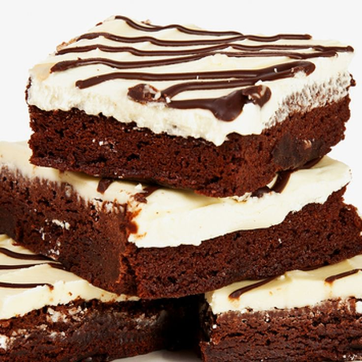 These brownies with cream cheese icing can also be served as a simple basic brownie, and this simple icing can be used for all sorts of delicious desserts.. Brownies With Cream Cheese Icing Recipe from Grandmothers Kitchen.