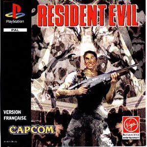 Resident evil PSOne
