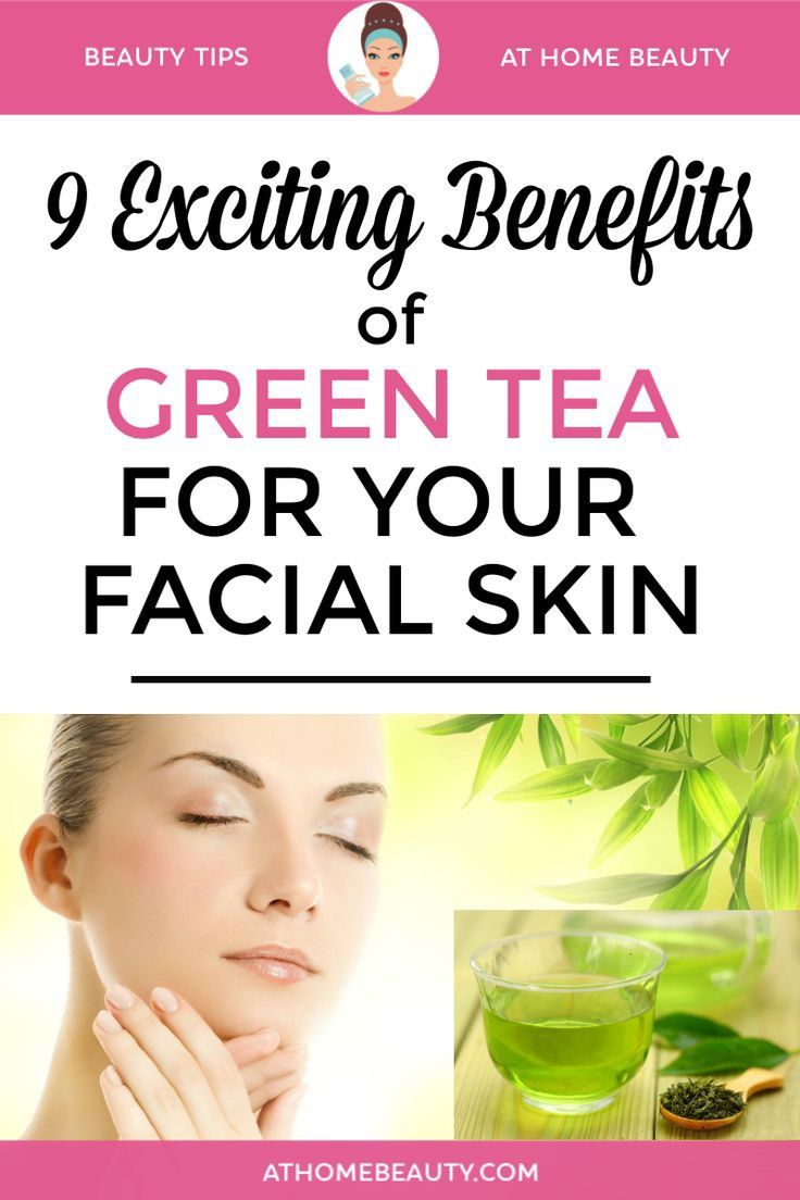 11 Green Tea Face Packs For Different Skin Types - Getinfopedia