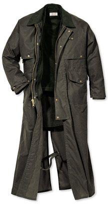 Filson Duster Coat